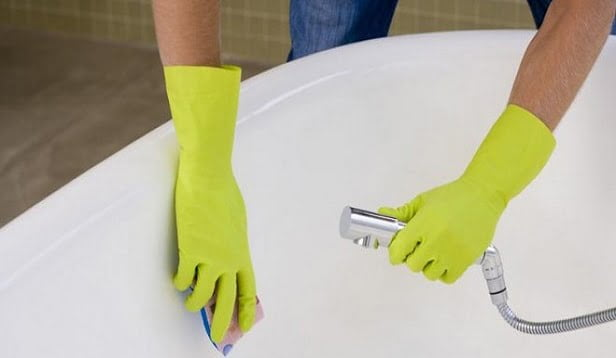 Banyodaki Küf Nasıl Temizlenir Nasiloluyocom