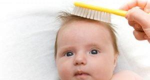 Bebeklerde Konak Nasıl Temizlenir?