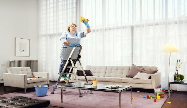 Ev Nasıl Temizlenir?
