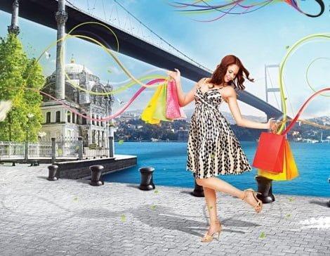İstanbul'da Alışveriş Nasıl Yapılır?