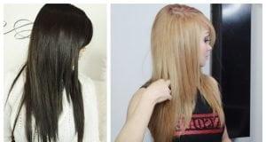 Saç Rengi Nasıl Açılır? Saç Açma Yöntemleri