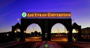 Ahi Evran Üniversitesi Nasıl Bir Üniversite?