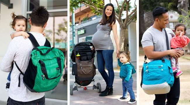 Bebek Bakım Çantasında Mutlaka Olması Gereken 7 Eşya