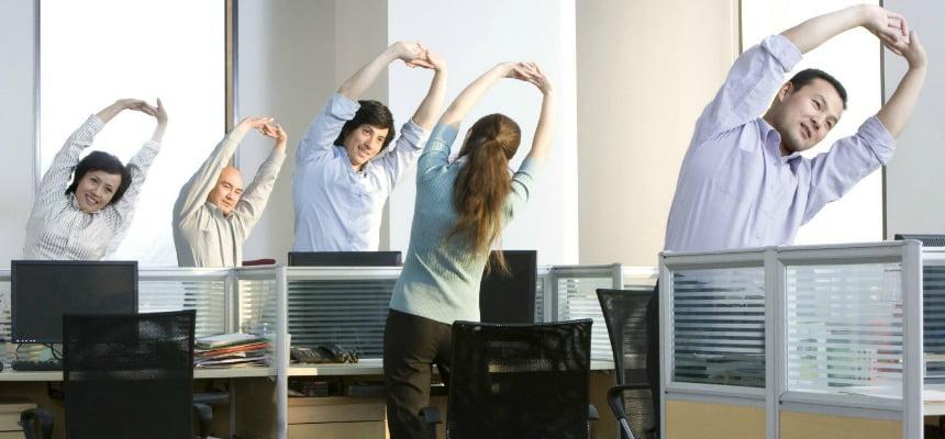 İşyerinde Yapabileceğiniz Egzersizler