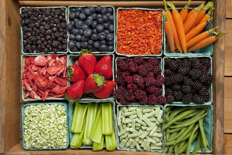 Meyve ve Sebzeler Buzdolabında Nasıl Saklanır?