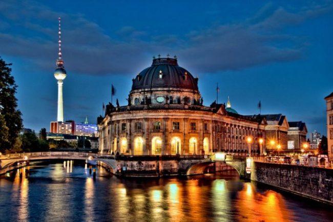 Berlin Müze Adaları