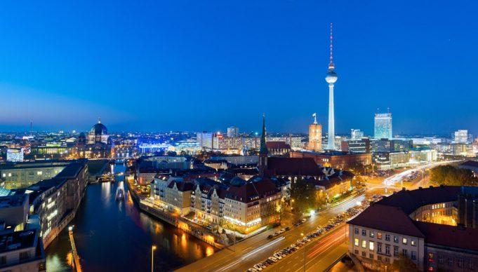 Berlin Mitte Bölgesi