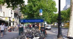Kurfuerstendamm Berlin