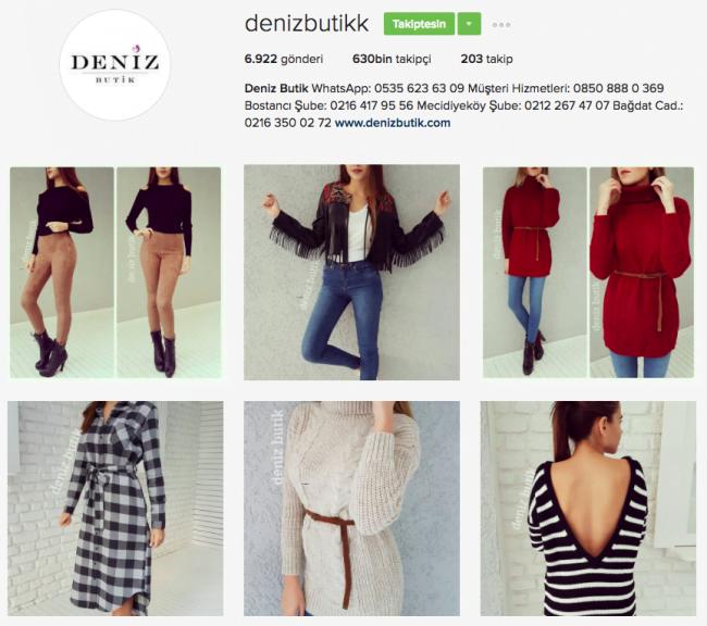 En Iyi Instagram Butikleri Nasiloluyocom