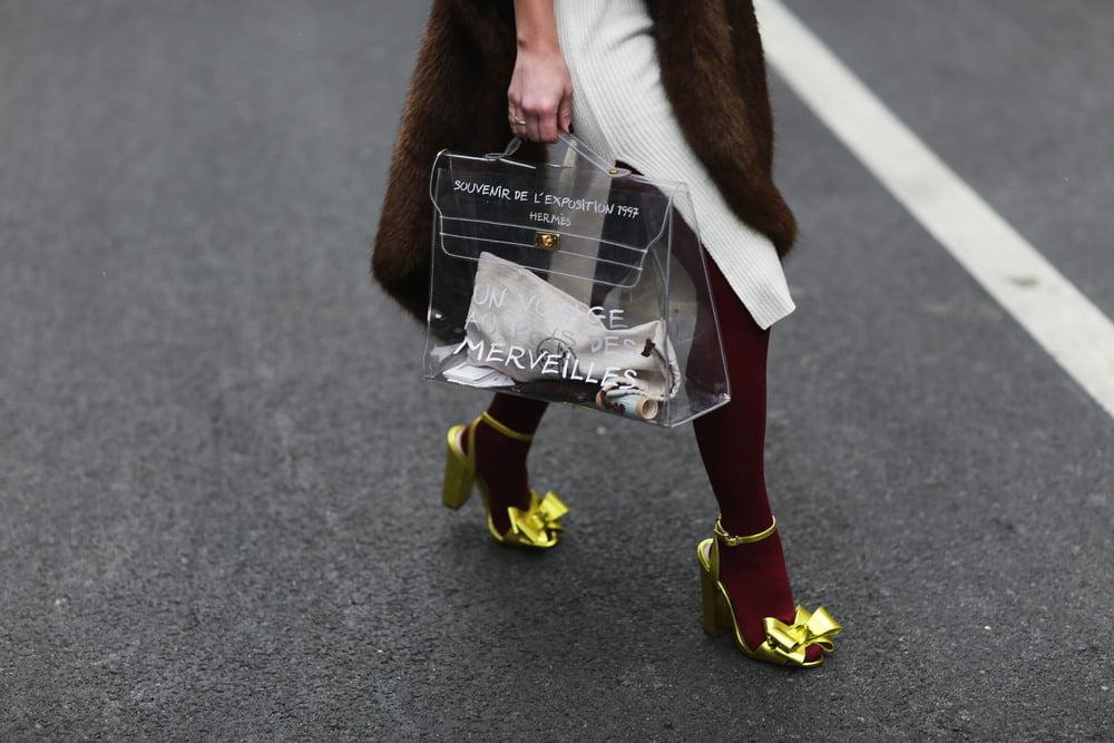 Topuklu Ayakkabı ile Çorap Nasıl Giyilir?