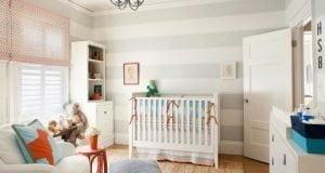 Bebek Odası Mobilyası Nasıl Olmalı?