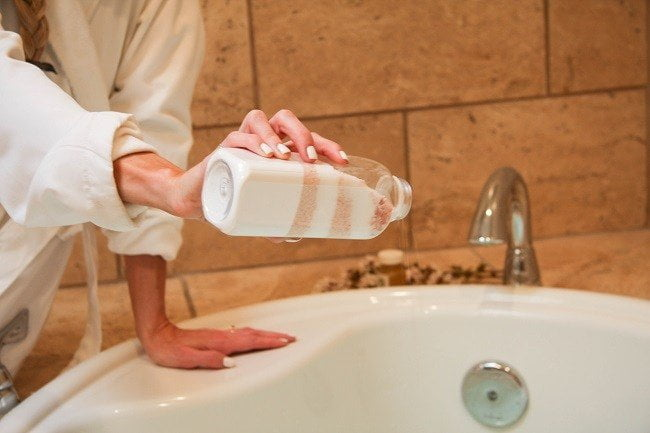 detoks banyosu hazırlık